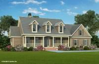 Oversized cape cod house plans - House design plans