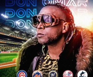 Los éxitos de Don Omar, los favoritos en las listas de música de los beisbolistas