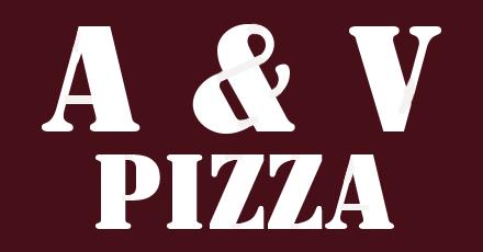 a v pizzeria delivery