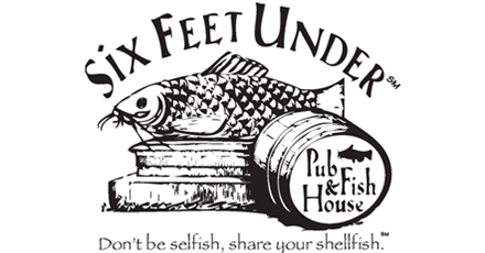 Six Feet Under Pub & Fish House Delivery in Atlanta
