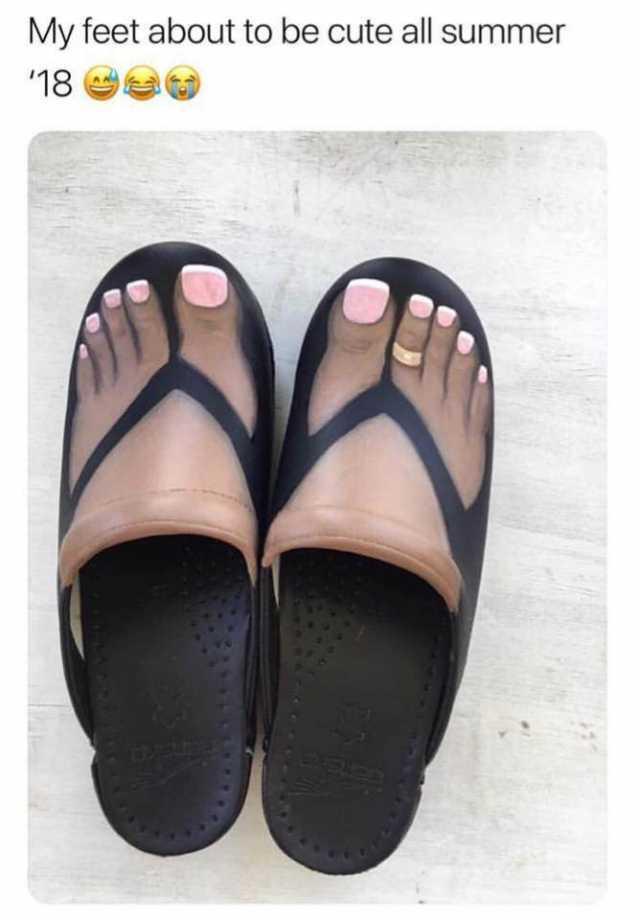 Cute Feet Meme : Dopl3r.com, Memes, About, Summer