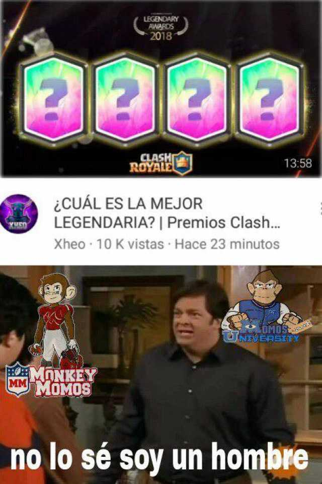 dopl3rcom  Memes  AWARDS 2018 CLASH ROYALE 1358 CUL ES