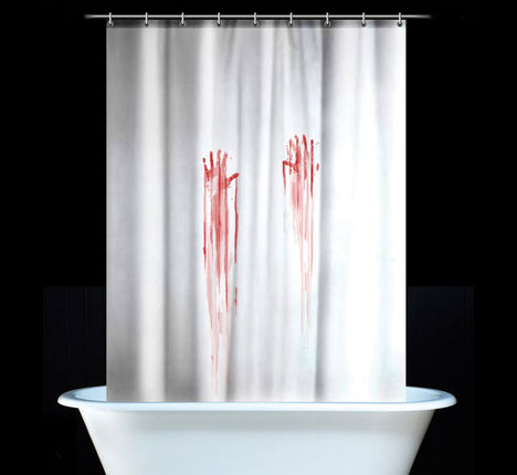 bloody-handprint-shower-curtain-design