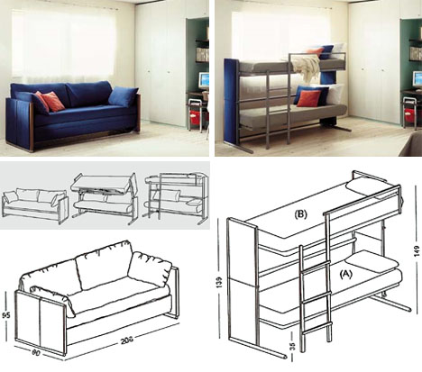 convertible-transforming-bunk-bed-couch