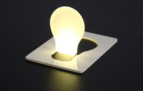 Portable small flashlight