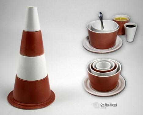 clever breakfast ware set