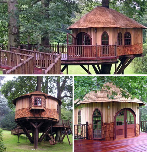 tree house platforms