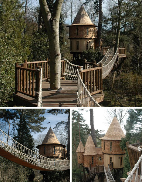 tree house towers