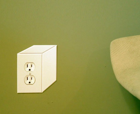 Shockingly 3D Electrical Outlet Covers & Wall Switchplates