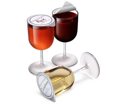 DorNob.com - Single-serving wine glass