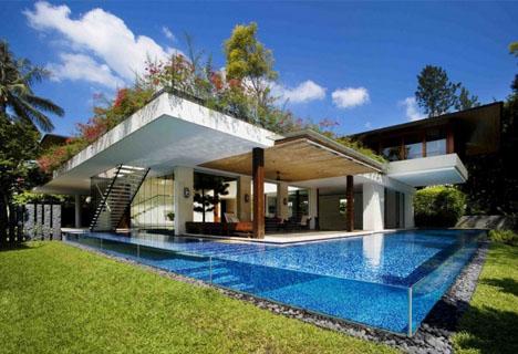 Modern House Skrhak