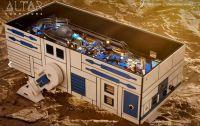 The Droid: Star Wars Coffee Table Cum Pinball Machine ...