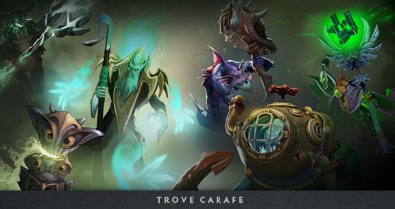New Immortal Treasures Dota 2