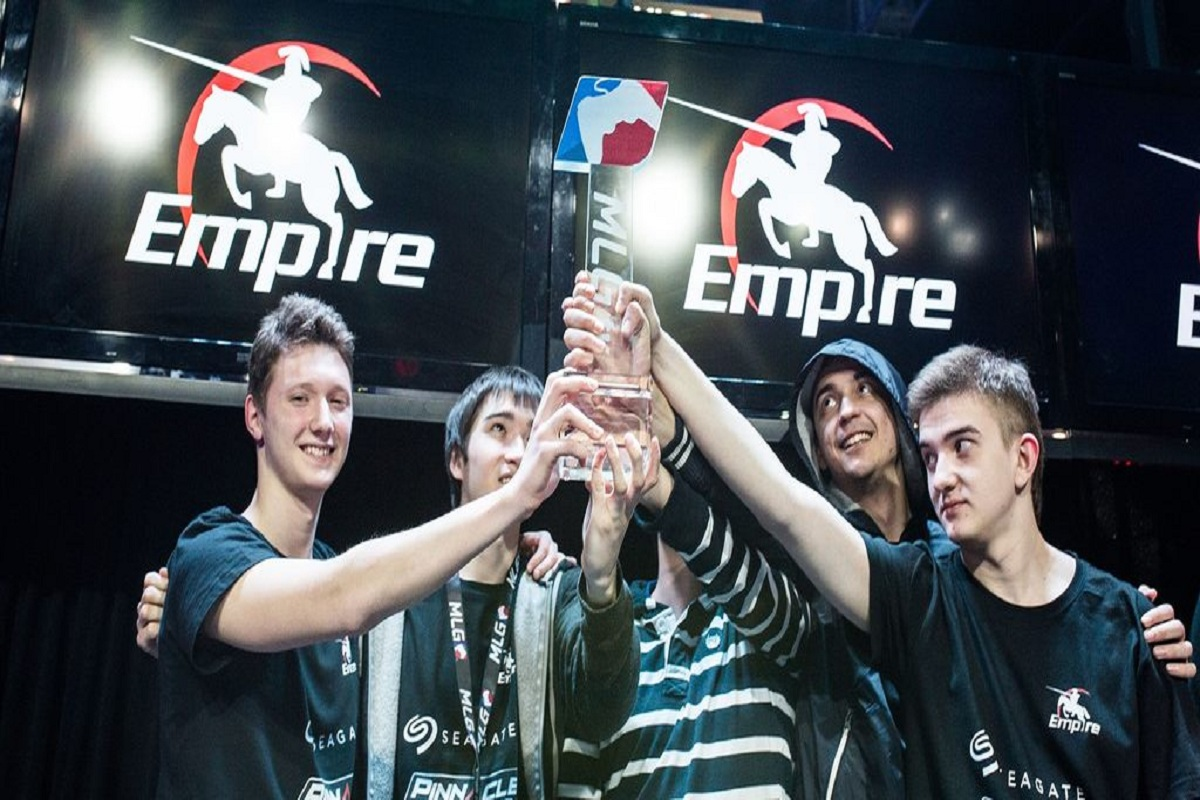 Team Empire Joins Forces With Logitech Dota Blast