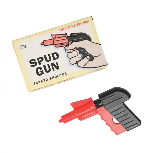 Potato Shooter Gun