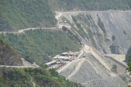 Villages around Tehri dam (Representative image, photo by Ravleen Kaur)
