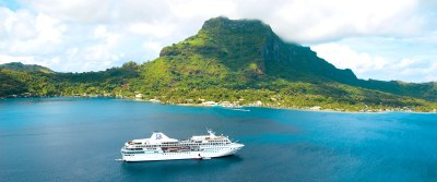 Tahiti Cruise: Bora Bora and Society Islands Vacation ...