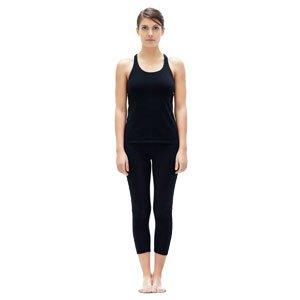 Integral Yoga Mountain Pose