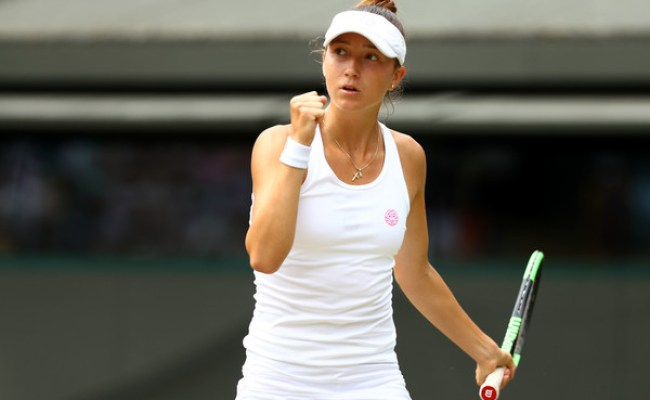 Thailand Open Swiss Teenager Upsets Seed As Other