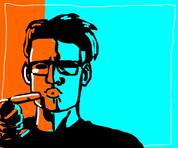 Neil Cicierega - Mouth Moods - Drawception