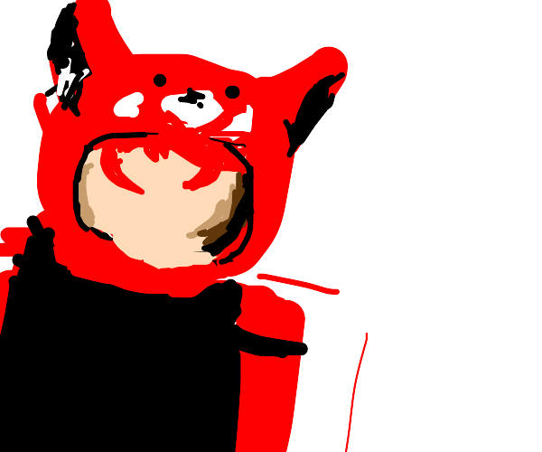 red panda roblox arsenal drawception