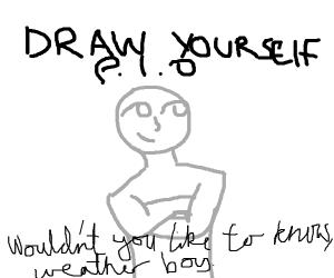 ShrekIsTheTrueGod's Drawception Profile