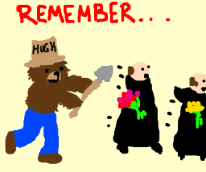 only hugh can prevent