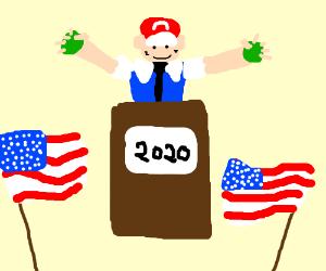 ash ketchum 4 president