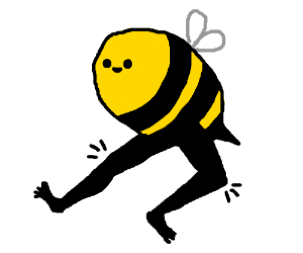 The bee's knees - Drawception