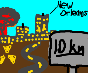 fallout new orleans drawception