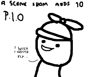 a scene from asdfmovie