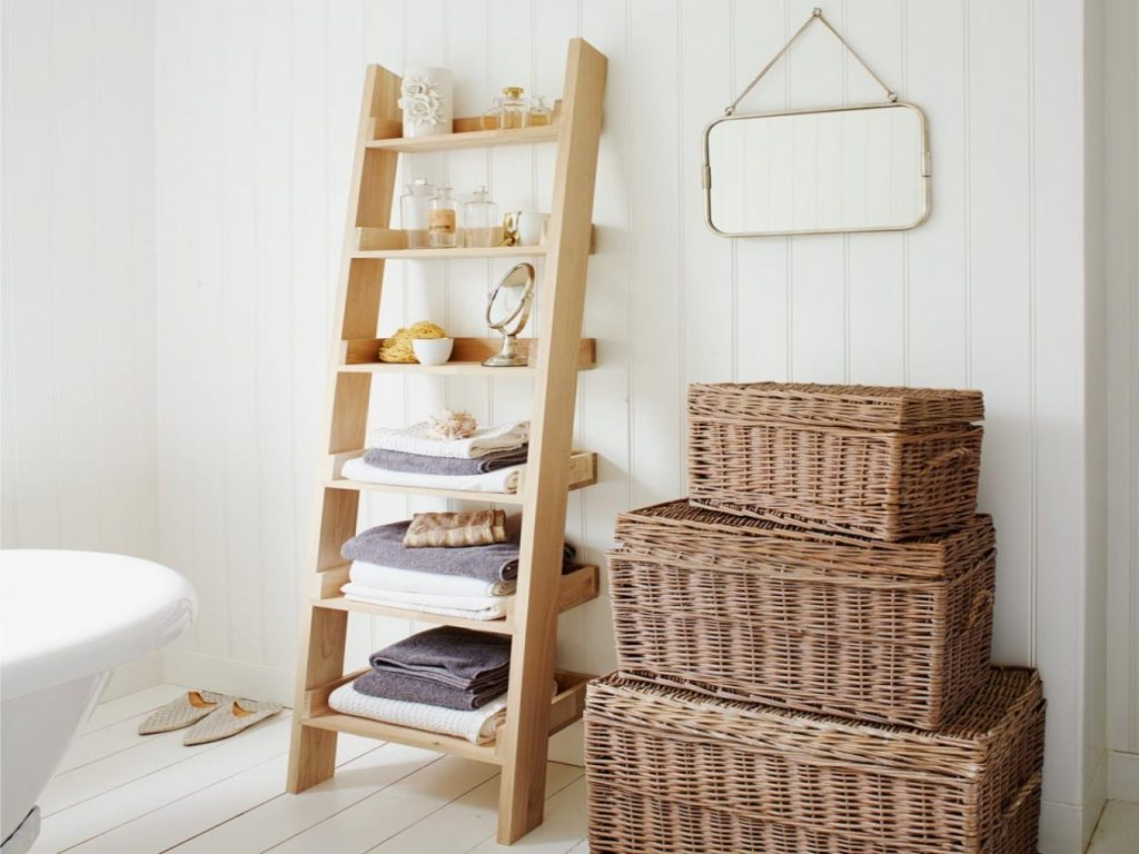 15 Storage Ideas That Add Space To Your Bathroom