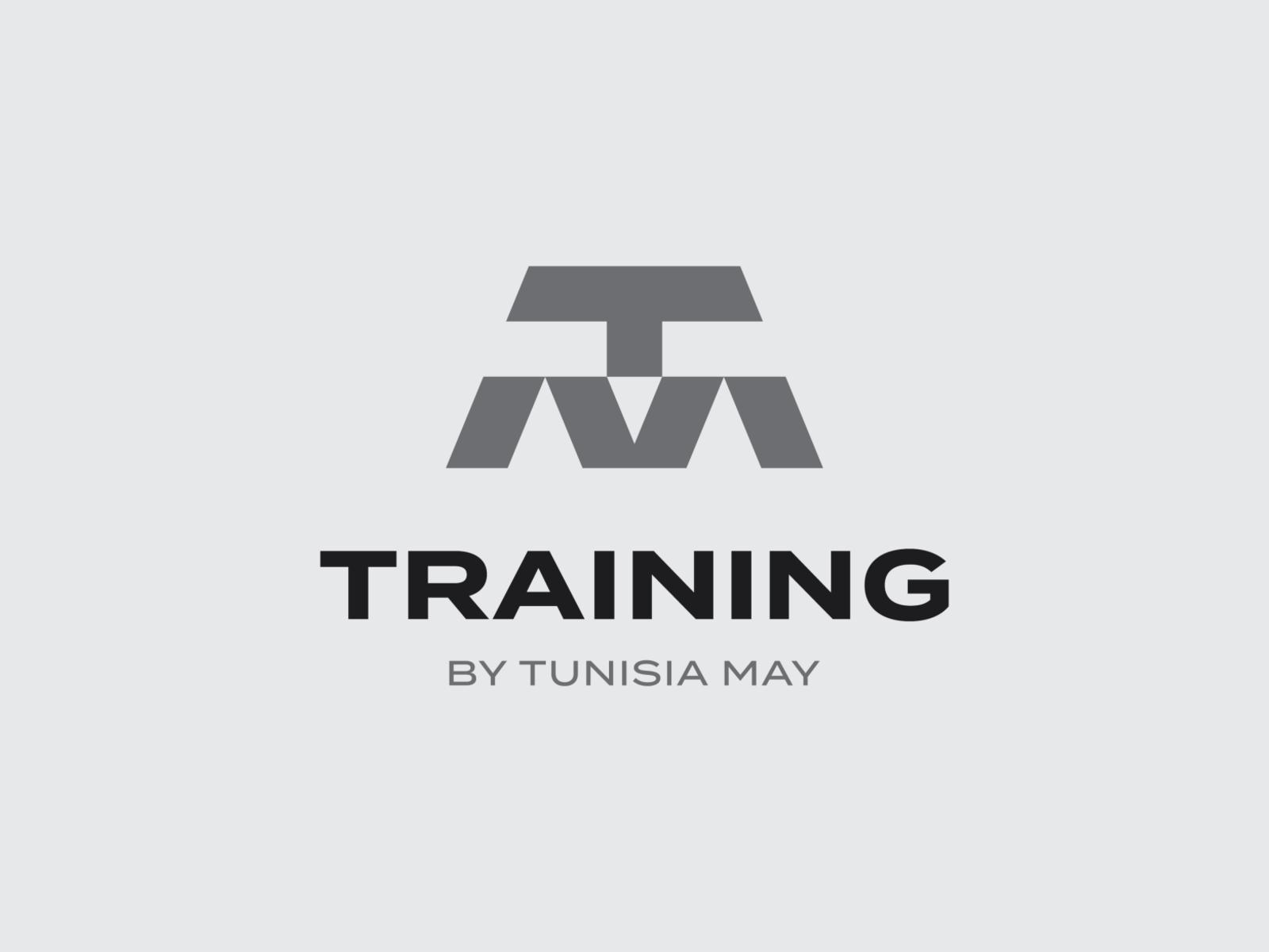 TM Logo by Dylan Menke on Dribbble