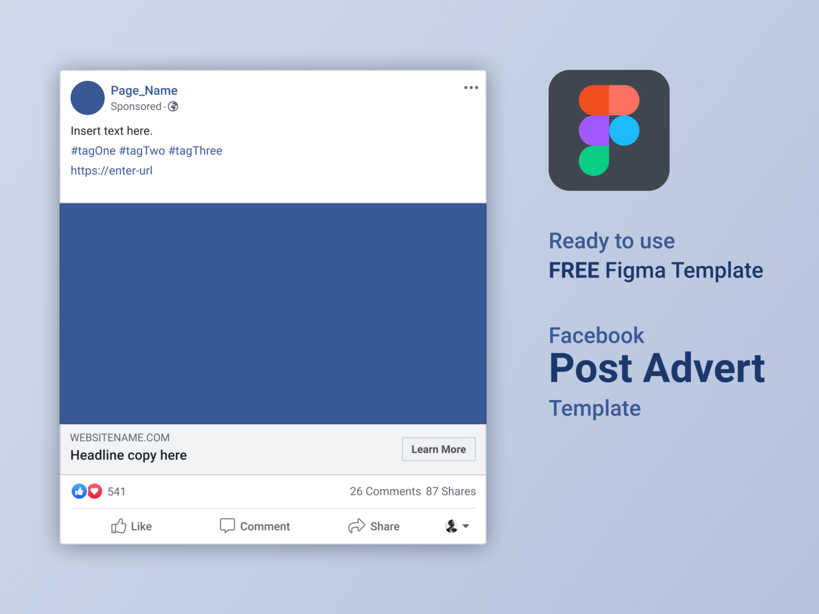 Learn how to develop your advertising proposal, so you can get moving on your advertising project faster and maximize revenue from it. Free Figma Facebook Advert Post Template By Ernest Gerber On Dribbble