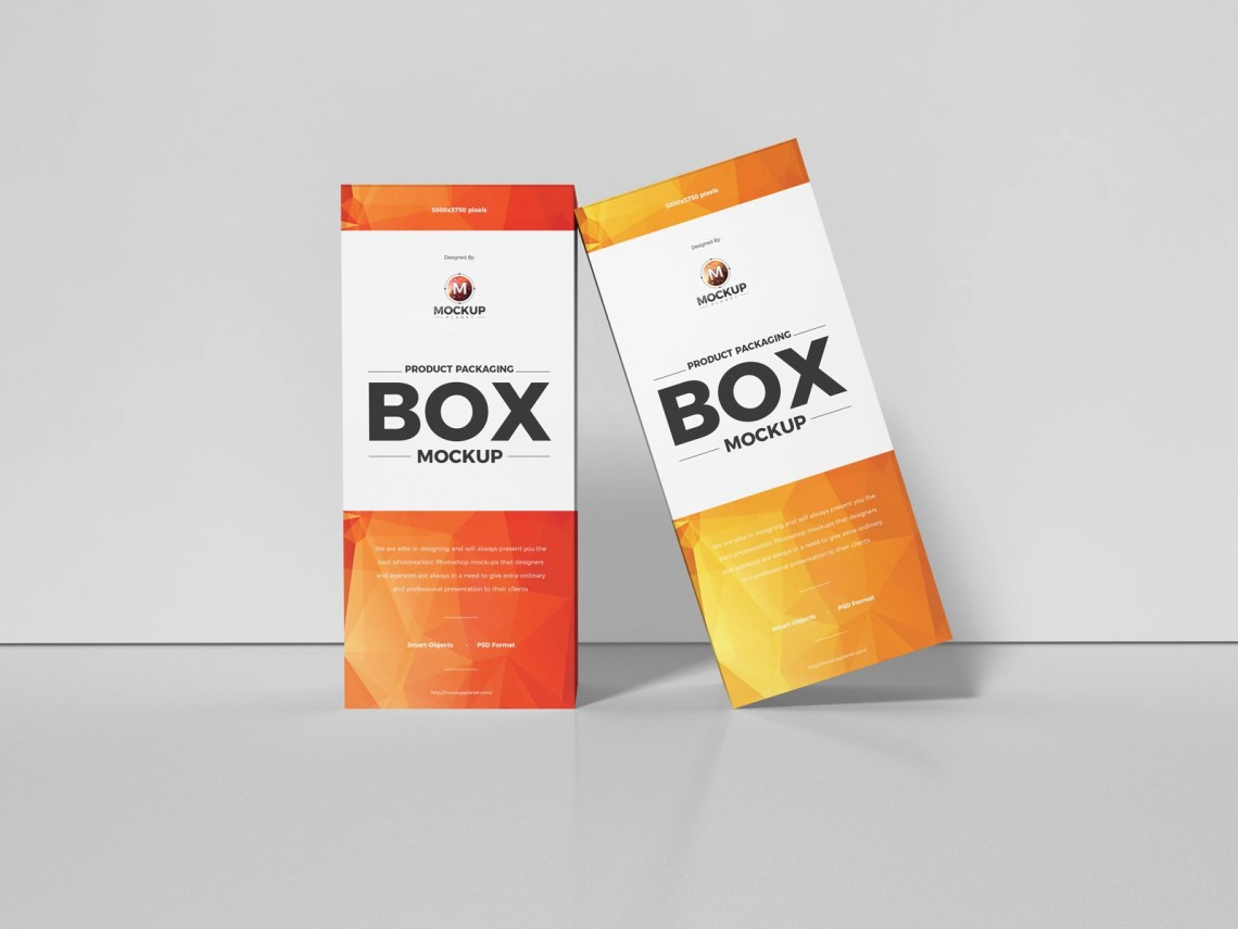 Download Free Product Packaging Box Mockup Design by Mockup Planet ...