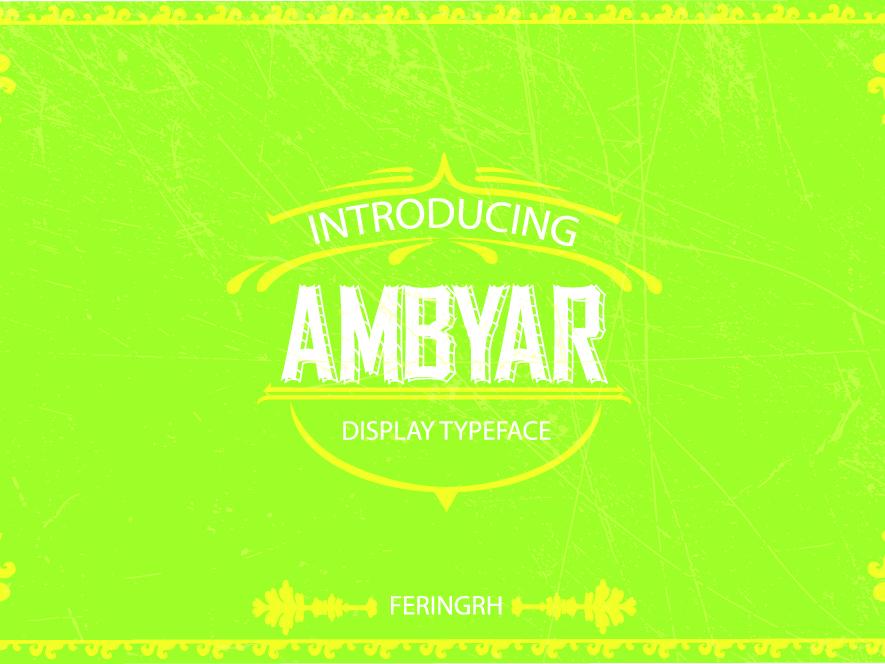 Ambyar By Feri Nugroho On Dribbble