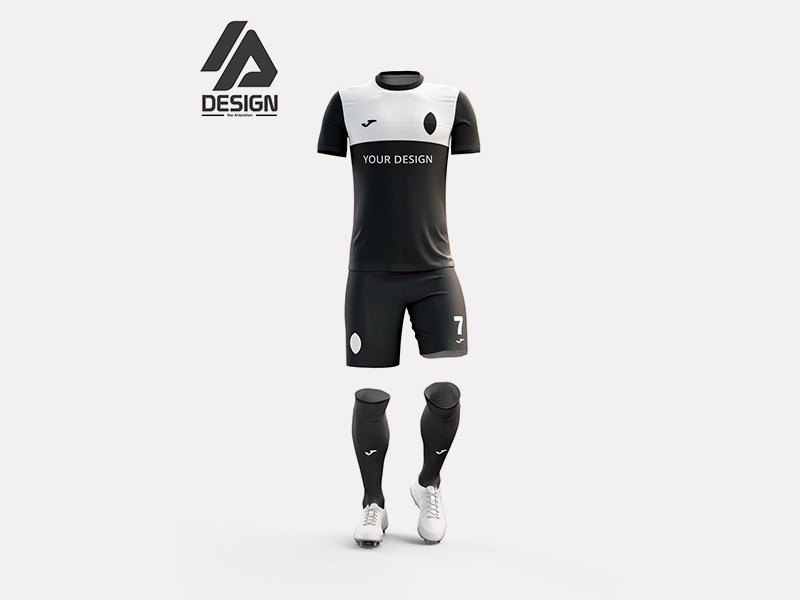Download Free Football Jersey Mockup Kit by Andy W on Dribbble