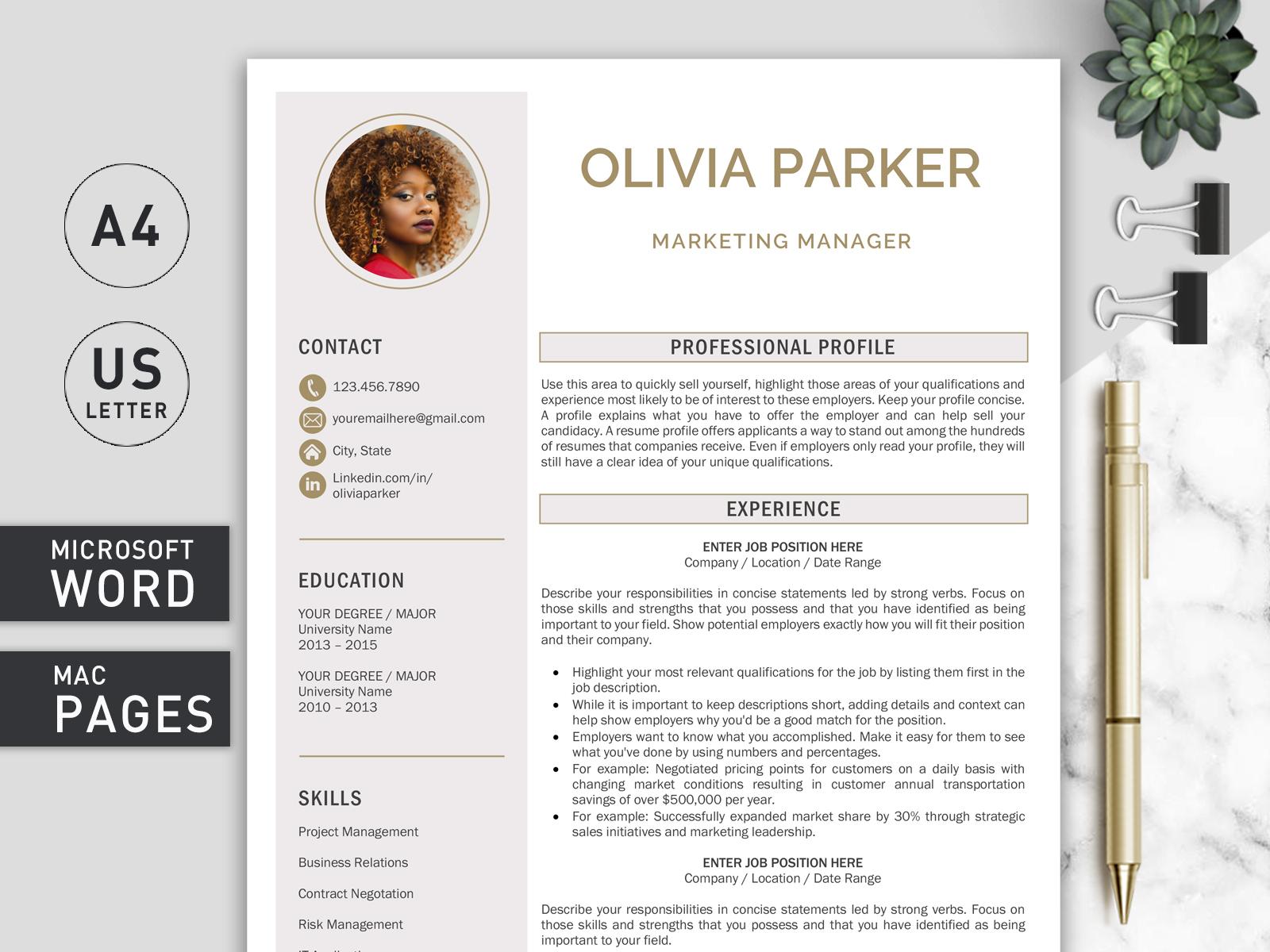 Die vorlage für den modernen lebenslauf enthält seiten und verfügt über ein. Lebenslauf Vorlage Designs Themes Templates And Downloadable Graphic Elements On Dribbble