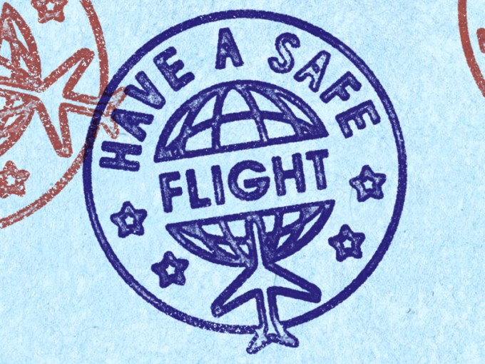 Have A Safe Flight By Joao Neves On Dribbble