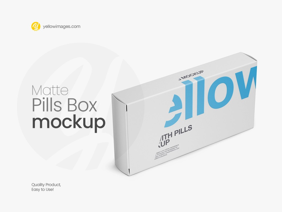 Download Mockup Packaging Online Yellow Images