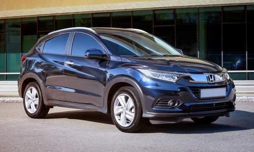 Configuratore nuova Honda Nuova HRV e listino prezzi 2019