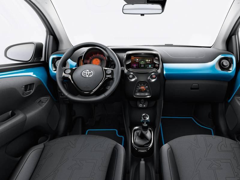 New Toyota Aygo 5 Door Hatchback car configurator and