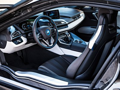 Configuratore nuova BMW i8 e listino prezzi 2018