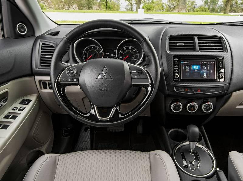 Configuratore nuova Mitsubishi ASX e listino prezzi 2019