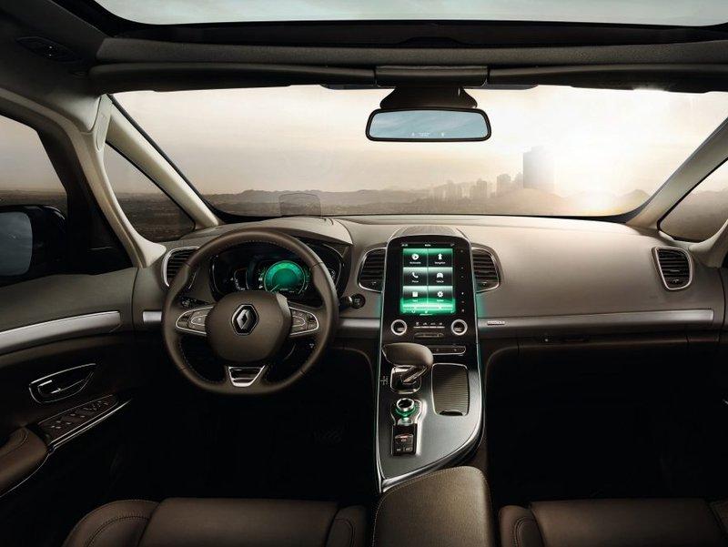 Configuratore nuova Renault Espace e listino prezzi 2019