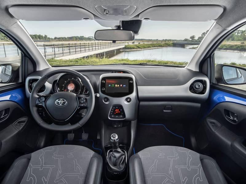 Configuratore nuova Toyota Nuova Aygo e listino prezzi 2019
