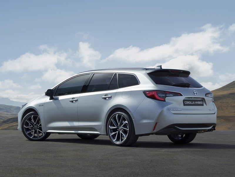 Configuratore nuova Toyota Nuova Corolla Touring Sports e listino prezzi 2019
