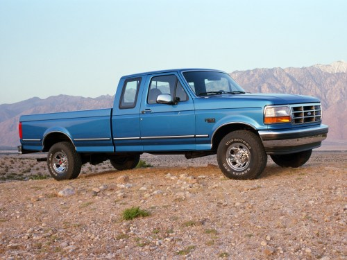 small resolution of ford f 150 heritage pickup 4 doors 1995