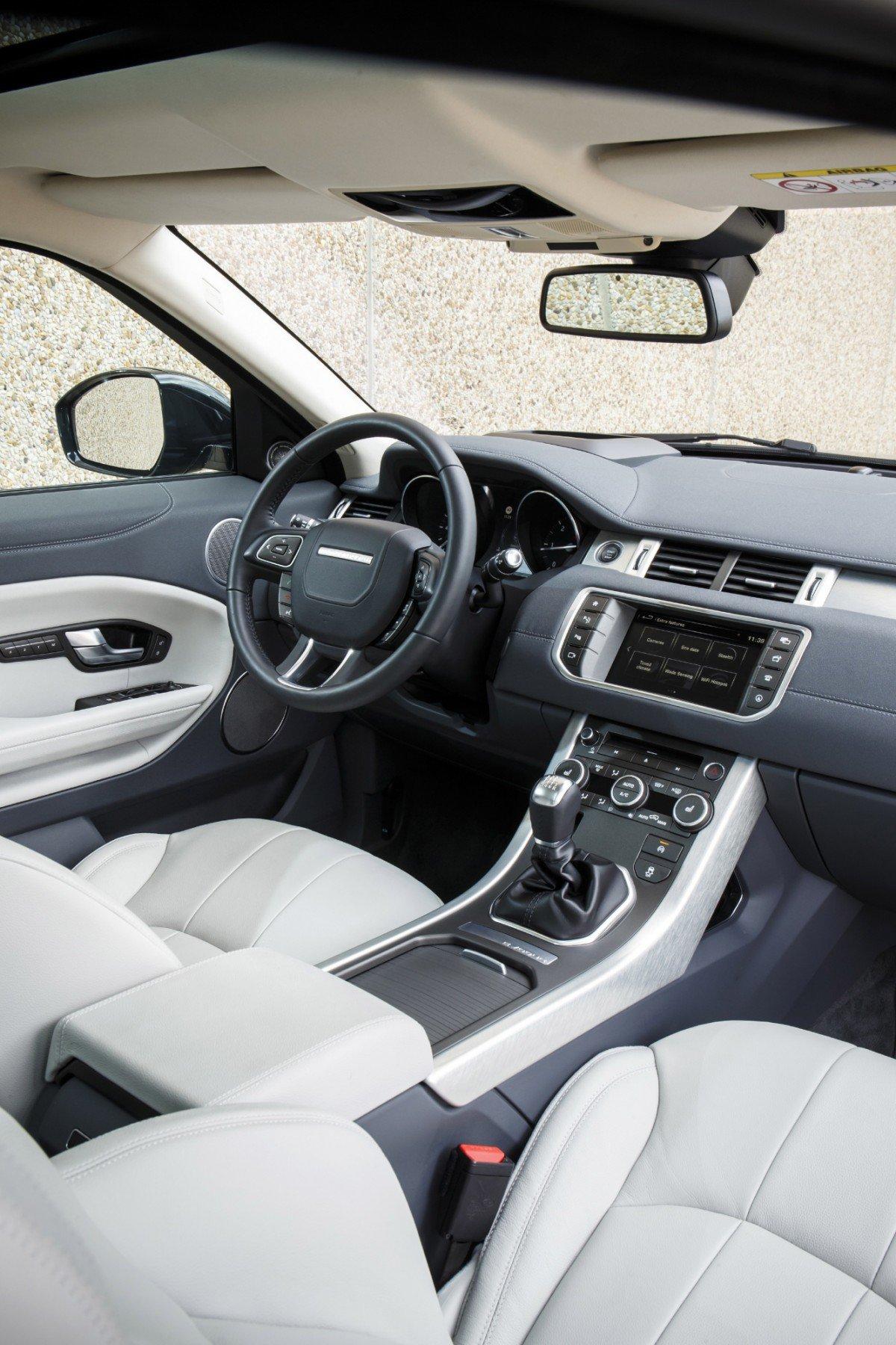 Range Rover Evoque L538 2011 present Review Problems Specs