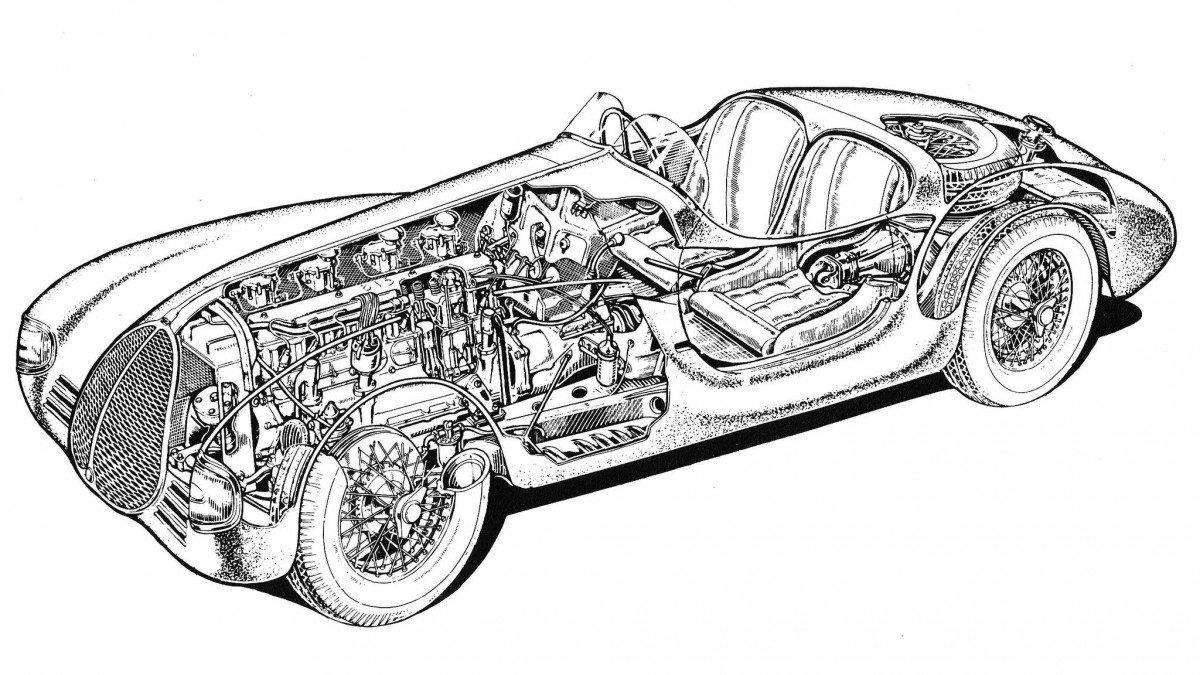 Auto Avio Tipo 815: the Car Not Allowed to Be a Ferrari
